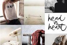 Collage-Moodboard / Collage de fotos / by Ana Konda