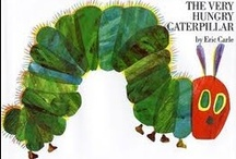 Books: Kids: Eric Carle / by Pamela Gagne-Southern