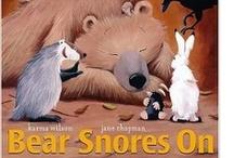 Books: Kids: Bears / by Pamela Gagne-Southern