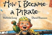 Books: Kids: Pirates / by Pamela Gagne-Southern