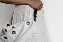 Inspiration:  Bags, Purses & Belts to Make / And some tutorials too! / by juliawithag