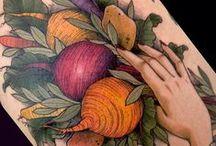 'Til Death do you Apart / Tattoos