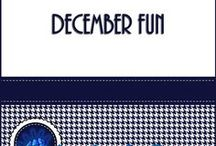 December Lessons / Christmas activities
