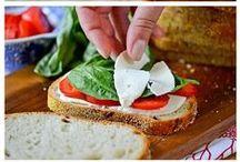 Sandwiches  / by Nancy Fulmer