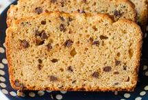 Quick Breads / No yeast = in my mouth faster!
