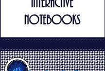 Interactive Notebook / Interactive notebooks for the music room.