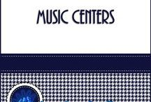 Music Centers / learning centers or stations in the music room
