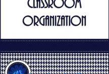 Classroom Organization / Great ideas for getting organized.