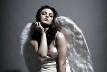 Angel Photo Shoot Ideas / by John Kiss
