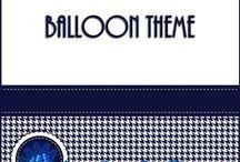 Hot Air Balloon Theme / Balloon Classroom theme