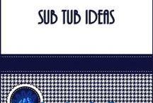 SubTub Ideas / Sub ideas.