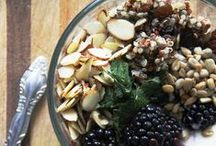 CLEAN EATING| Breakfast / Clean breakfasts that fit a healthy, whole foods lifestyle.