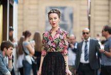 Style Icon — Ulyana Sergeenko