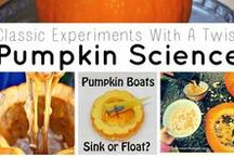 October Lessons For the Classroom / Lessons and crafts to teach in the classroom during the month of October.