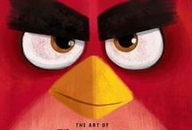 The Art of the Angry Birds Movie / The Art of the Angry Birds Movie