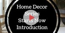 How to lay out my home / An introduction to my upcoming series about how to decorate your home with style, keeping in my storage and layout plan. How to reflect your personality through you decorating style. This series also touches on different type of decoration form rental properties to forever homes.