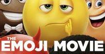 The Art of The Emoji Movie / #Art #ArtWork #Animation #Cartoon #Characters #Emoticon #Emoji #EmojiMovie #Movie #Smiley #SonyPicturesAnimation