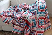 haken. / #haken #crochet * De allerleukste dingen om te haken, zoals kleden, sjaals omslagdoeken etc. / by Jody Hoogendoorn