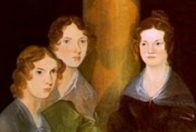 Bronte Sisters / I am a big fan of the Bronte Sisters.  I am the owner of the weblog http://kleurrijkbrontesisters.blogspot.com/