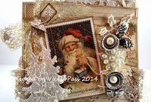 Christmas Crafts  / by Sheila Segil