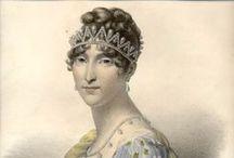 Hortense de Beauharnais / See more on my weblog: http://kleurrijkhortense.blogspot.com/