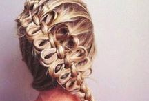 Awesome Hair  / by Carlie Andersen