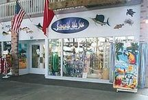 Boutiques / Fishermen's Village has an array of boutiques and specialty stores to create the best shopping in town.