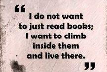 Book worm / by Carlie Andersen
