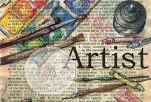 Art and Artist / by B Chenoweth Music