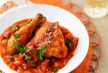 Chicken Recipes / Baked or barbecued, in casseroles or stews, chicken is as versatile as it is delicious. And it's even better with the fresh taste of Hunt's.