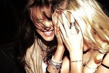Just Us Girls / by Natalie Merin