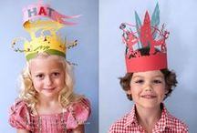 Kids celebrate! / by Amanda Blair Dexheimer