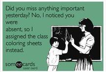 Teacher notes / by Tasha K.