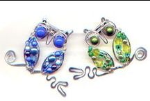 Wire Jewelry... It'sTwisted! / by Trini Parsons