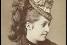 Bonnets from 1860