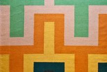 QUILTS: INSPIRE ME / Quilts. Modern & traditional pattern, design, & color inspirations.