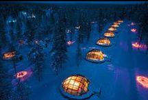 FINLAND I LAPLAND / #Finland, #Lapland, #aurora borealis, #northern lights http://www.pinterest.com/nlappalainen/finland-i-lapland/