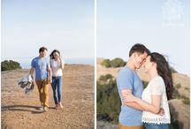 Engagement Sessions / Couple portrait sessions, by Jen Philips.