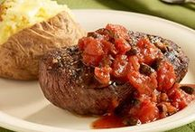 Grilling recipes / The weather is warming up. Time to fire up the grill - with help from Hunt's!