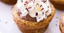 A Latte Food (From the Blog) / Cupcake recipes, brownie recipes, cookie recipes, muffin recipes, healthy food, desserts, dessert recipes, cake recipes