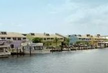 """Fishermen's Village / Great selection of shops! This is a """"must-see"""" while in the Punta Gorda area! There are all kinds of shops from gift shops to boutiques to candy and coffee shops and 4 restaurants, all under roof. Center Court being renovated to add bar and new Scotty's Brewhouse Restaurant!   All shops are independently owned and operated.  A gem in Punta Gorda, Florida!"""