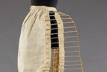 Historic fashion underwear