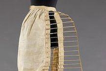 Historic fashion underwear