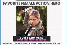 Buffy (the Vampire Slayer) / by Colleen B