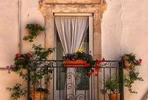 Ostuni/ Italy / The white city
