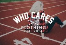 WHO CARES CLTH / #whocaresclth #fashion #whocares #streetwear   http://www.whocaresclth.pl/ http://instagram.com/whocaresclth