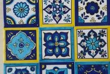 Patterns / shapes, forms, art motives
