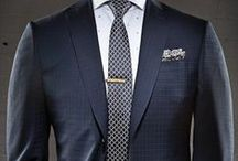 Men's Style - Suits / Men in Suits