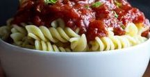 Easy Pasta Recipes / Hey! So I hear you want the best pasta recipes and cooking tips? Well this board is filled with HUNDREDS of the best blog posts that I could find! Here you'll find everything from easy one pot pasta recipes to macaroni cheese recipes and so much more...