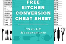 Kitchen Printables / A Compilation of helpful kitchen printables from across the internet.  Useful Kitchen Tips | Free Kitchen Printables | Kitchen Cheat Sheets | Food Freebies | The Best Kitchen Hacks | Helpful Kitchen Tips | Helpful Kitchen Hacks